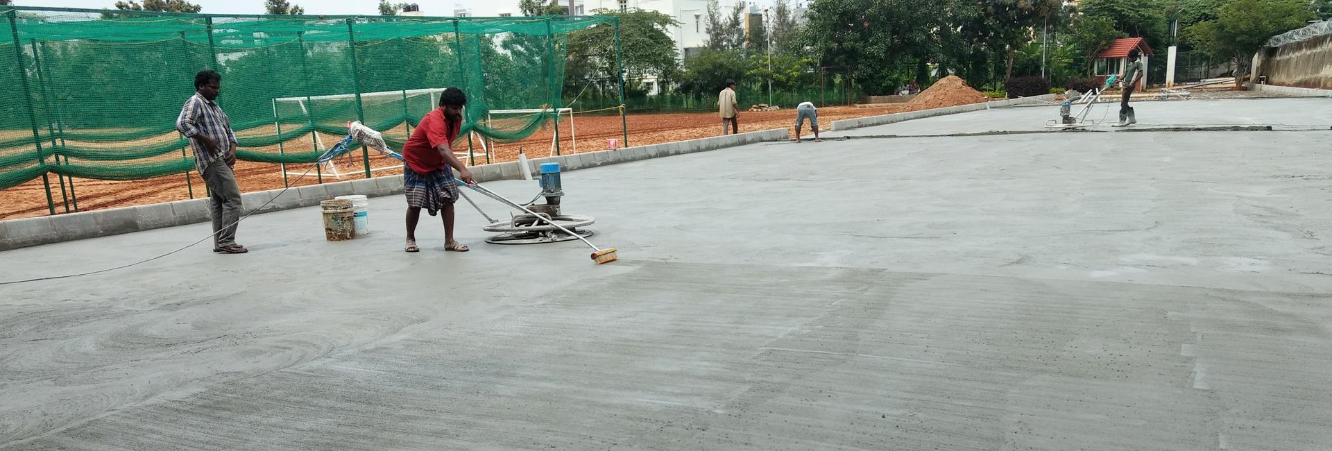 Sahyadri Constructions Civil Contractors